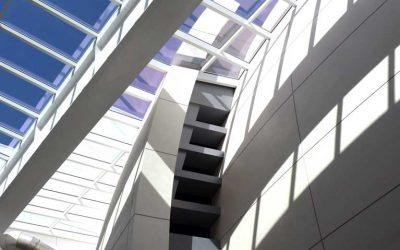 """""""Wall installation of a higher echelon"""" — by Blueprint"""