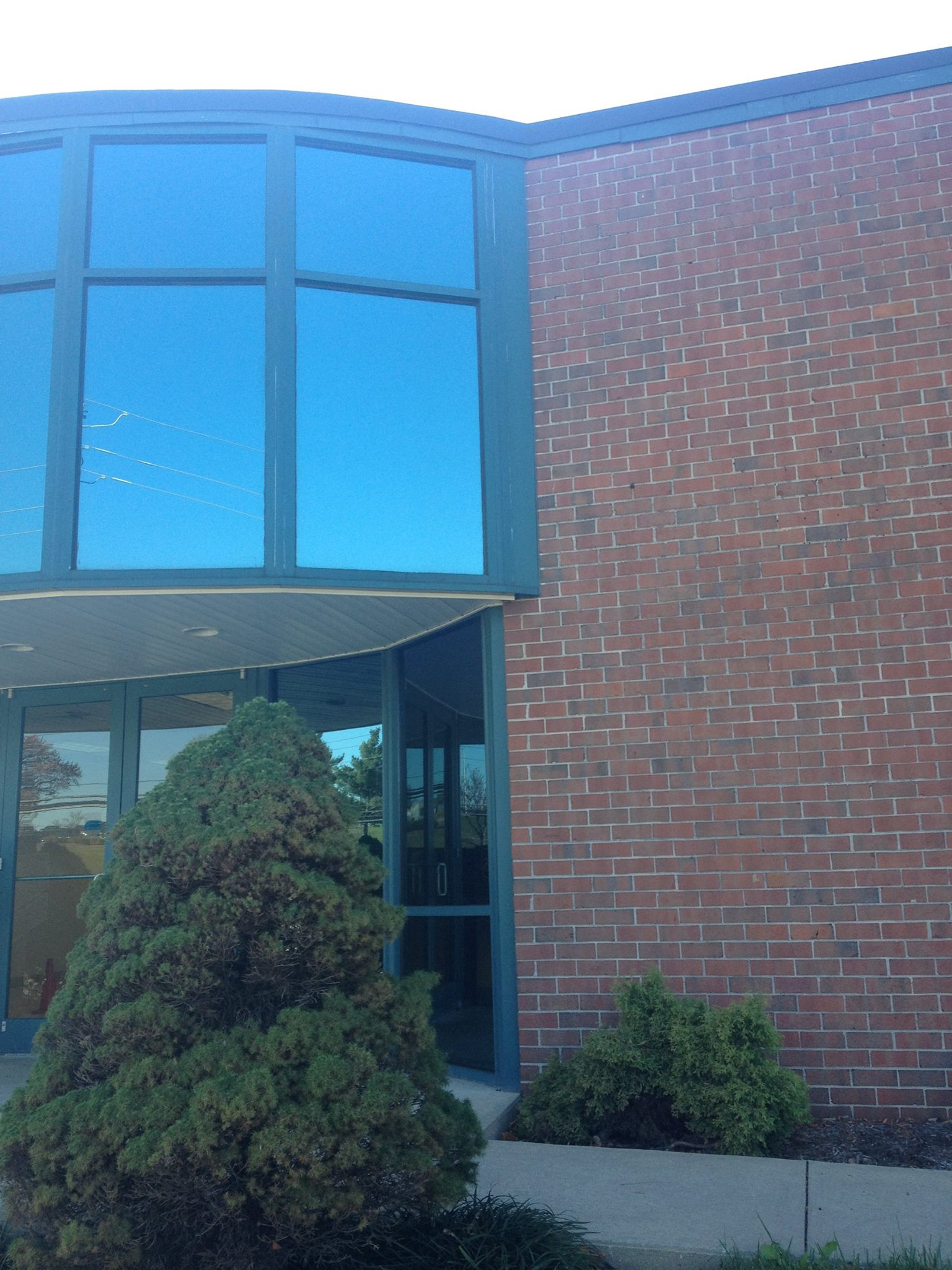 Bradleigh Applications, Inc. construction at 1508 Woodlawn Drive (EIFS over Brick)