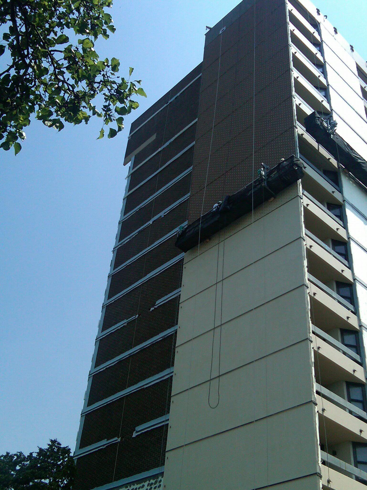 Bradleigh Applications, Inc. construction at Wyman House