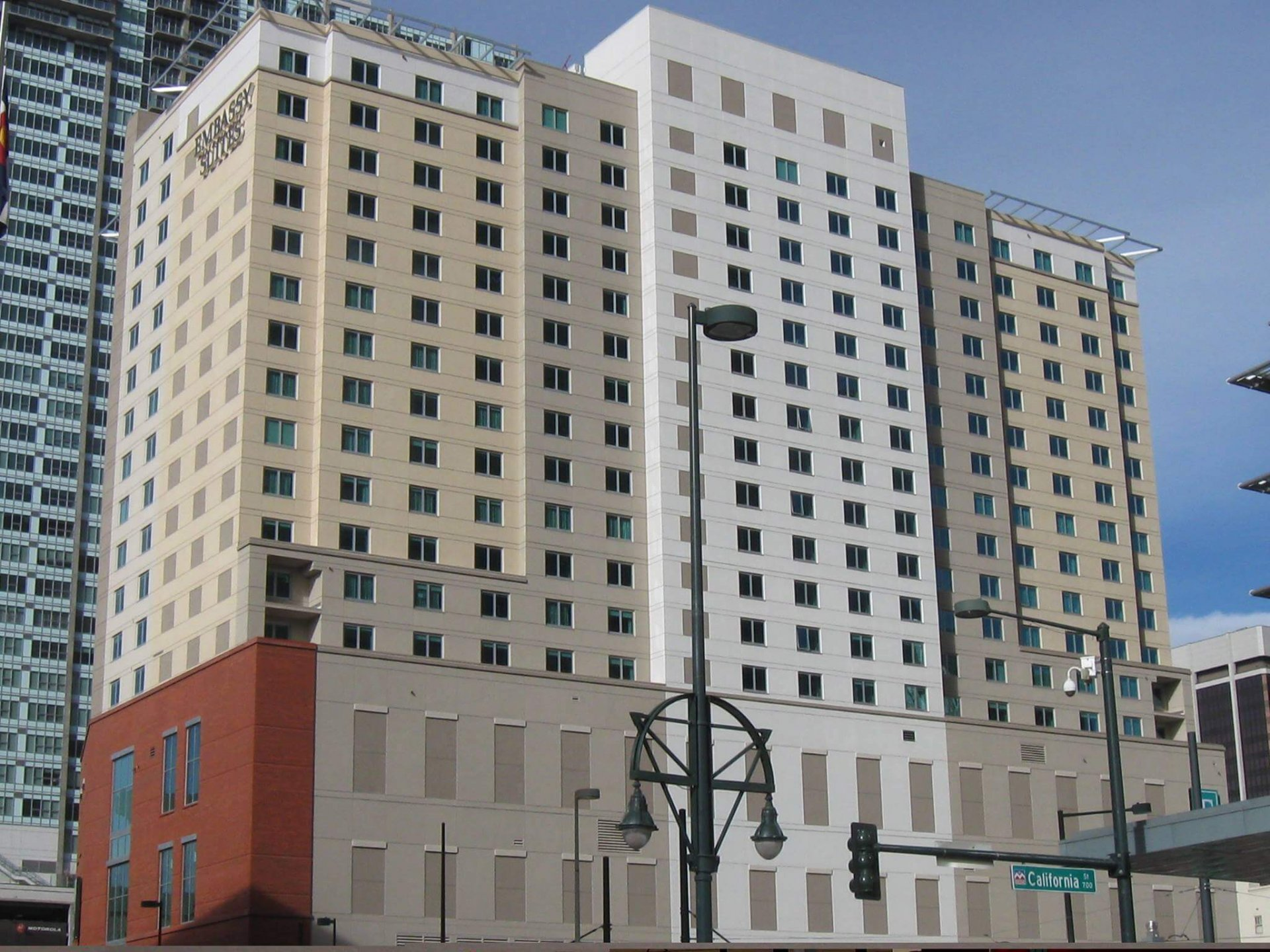 Bradleigh Applications, Inc. construction at Denver Embassy Suites