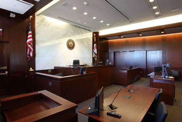 Bradleigh Applications, Inc. construction at Judicial Court Annex (Photo credit: Sisson Studios Inc.)