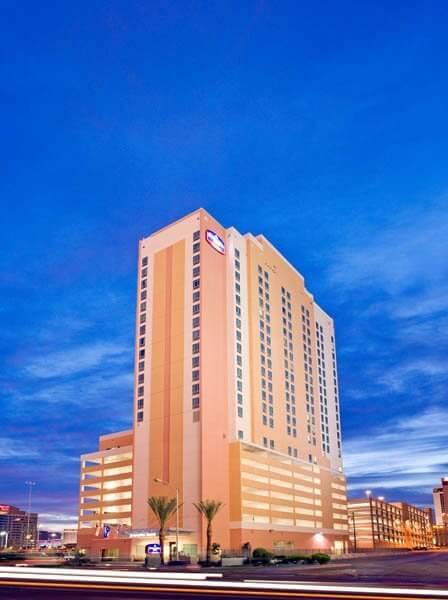 Bradleigh Applications, Inc. construction at Las Vegas Springhill Suites