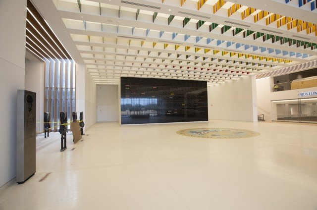 Bradleigh Applications, Inc. construction at National Museum of the United States Army