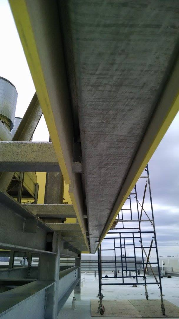 Bradleigh Applications, Inc. construction at PCN Emergency Power