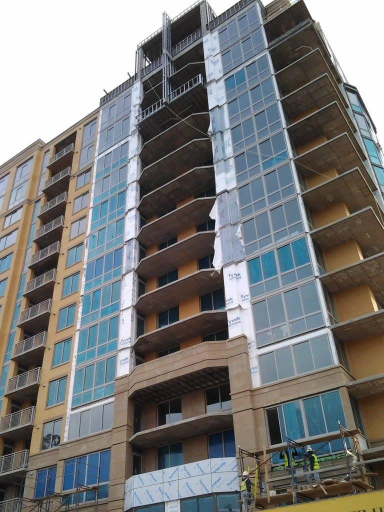 Bradleigh Applications, Inc. construction at Parc Reston