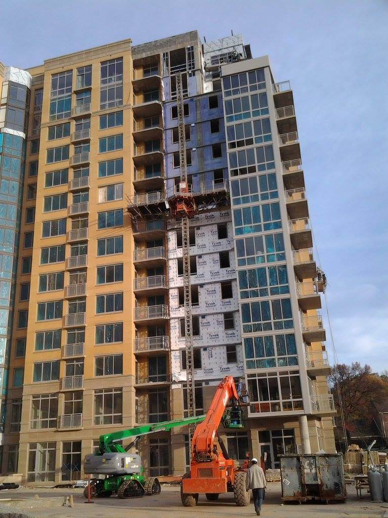 Bradleigh Applications, Inc. construction at Parc Reston