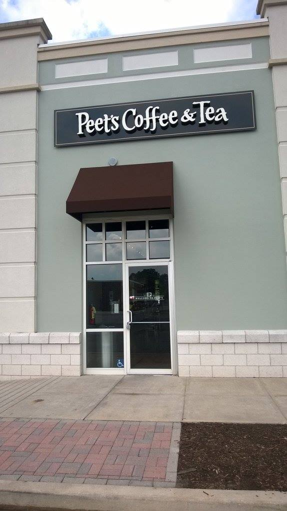 Bradleigh Applications, Inc. construction at Peet's Coffee Hunt Valley Town Center