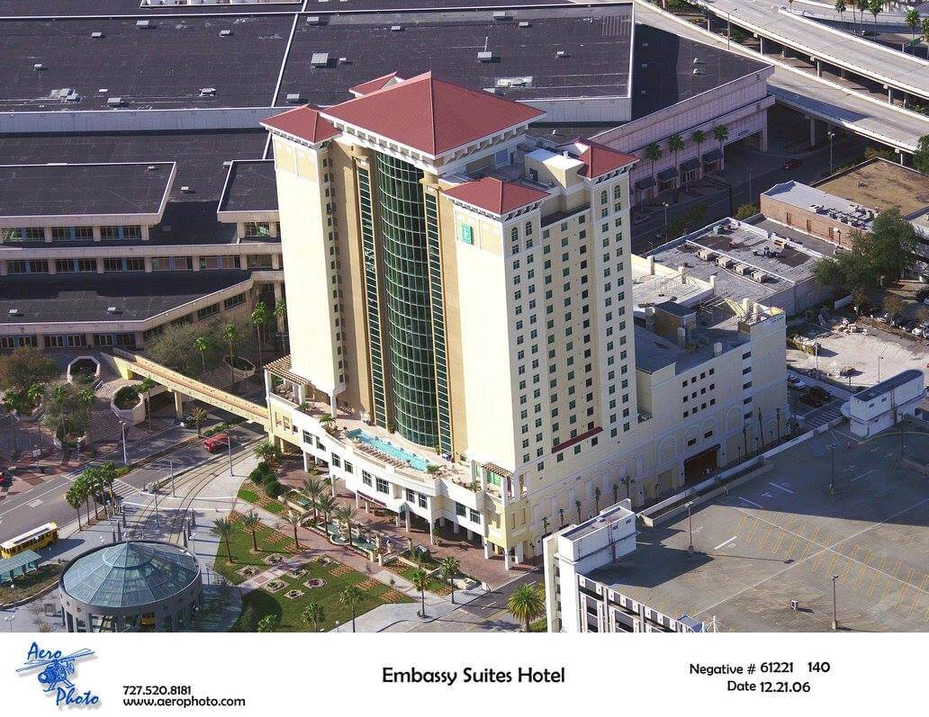 Bradleigh Applications, Inc. construction at Tampa Embassy Suites