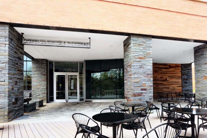 Bradleigh Applications, Inc. construction at Shady Grove Biomedical Sciences and Engineering (BSE) Education Facility using Star Silent materials