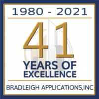 Bradleigh Applications, Inc. professionals in business over 40 years